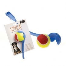 Chuck 'n' Play Tennis Ball Thrower